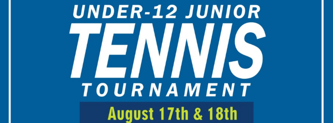 Rackonnect Presents Under -12 Junior Tennis Tournament's profile