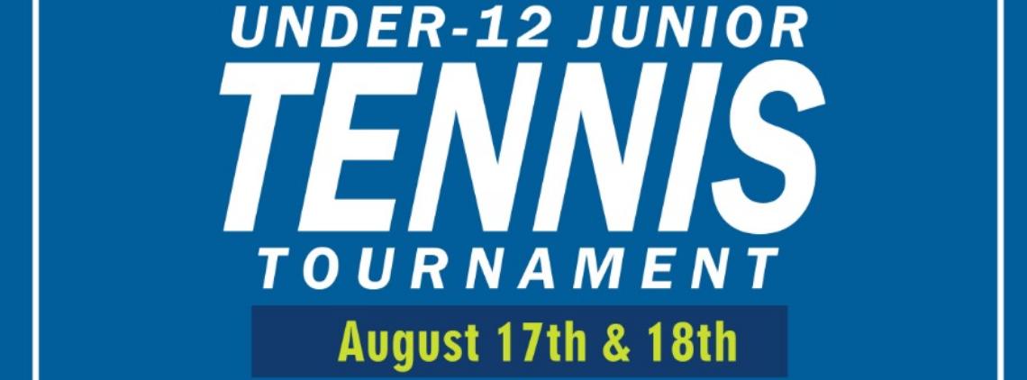 Rackonnect  presents under - 12 Junior Tennis Tournament.'s profile