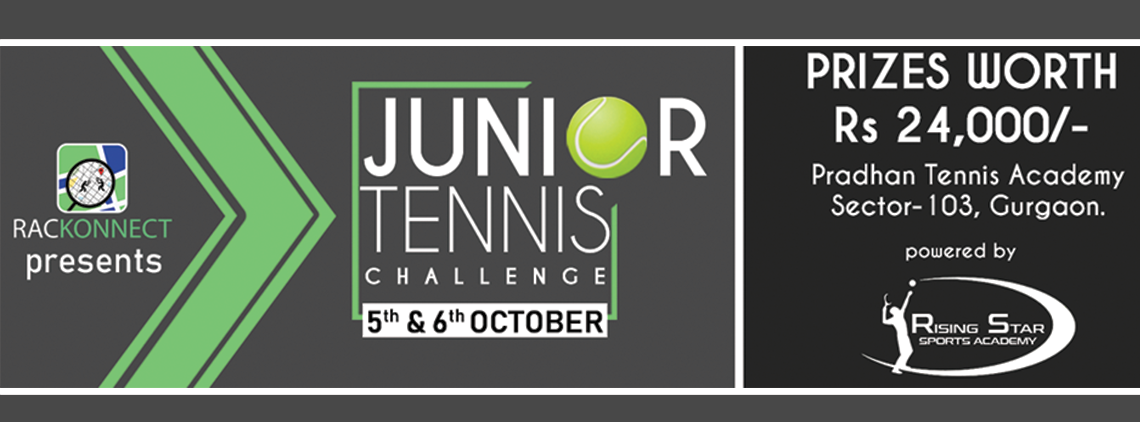 Rackonnect Junior Tennis Challenge's profile