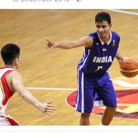 Hansraj Hooda Basketball Player