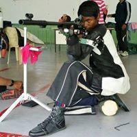 Srinadh Vaddi Shooting Player