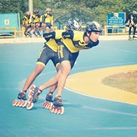 YoGesh PaWar Skating Player