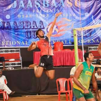 Jatin Rathod  Volleyball Player