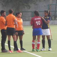 Akansha Singh Hockey Player