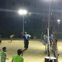 Rohit Nelakuditi Volleyball Player