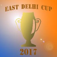 EAST DELHI CUP 2017's cover