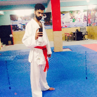 Naresh  Beniwal Karate Player