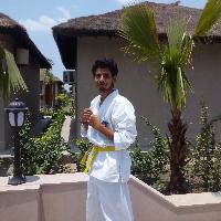 Nishant Sharma Taekwondo Player