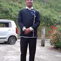 Abinash Thamsuhang Table Tennis Player