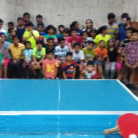 Table Tennis Coach and Coach aspirants's profile