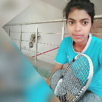 Tamanna K Squash Player
