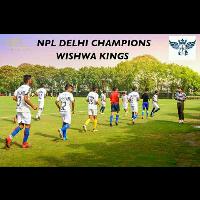 "WISHWA KINGS FC PRESENTS⚽  ""KINGS's cover"