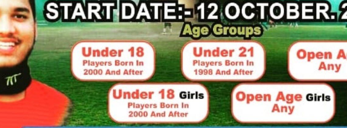 4th BHARAT MEMORIAL FOOTBALL TOURNAMENT 6A SIDE (BOYS & GIRLS) 2018's profile