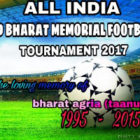 ALL INDIA 3RD BHARAT MEMORIAL FOOTBALL TOURNAMENT 2017's profile