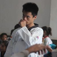 Deepak Dala Taekwondo Coach