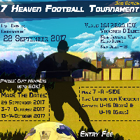 7 Heaven Football Tournament (3rd Edition)'s cover