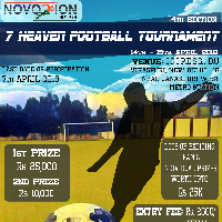 7 Heaven Football Tournament | (U-21 Men) | 14th - 15th April 2018's profile