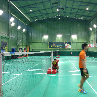 Badminton male and female coaches's profile
