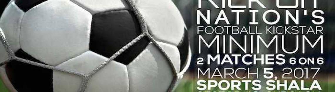 Kick Off Nation's FootBall KickStar - 1.0's profile
