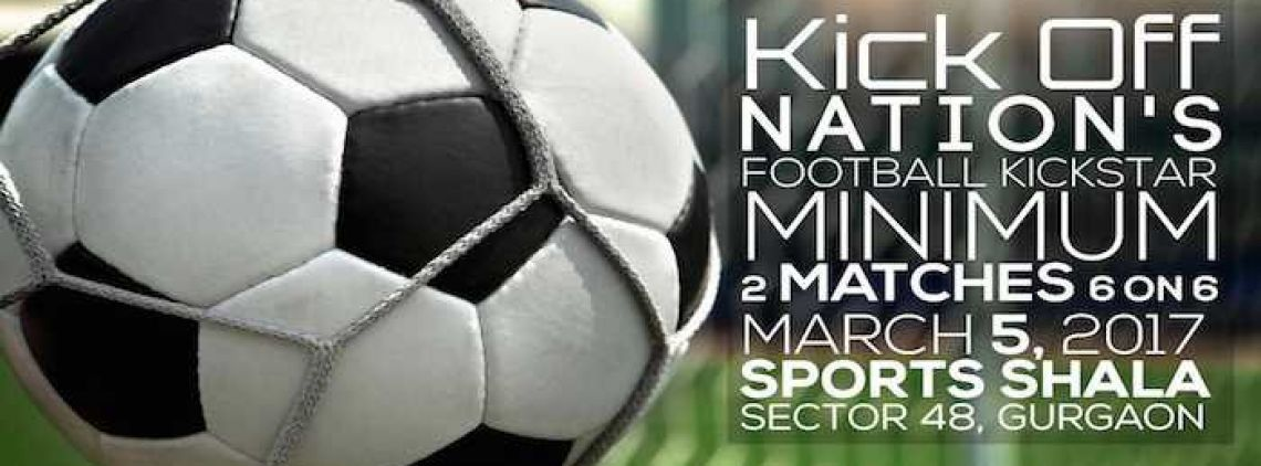 Kick Off Nation's FootBall KickStar - 1.0's profile