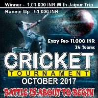 Voilah Cricket Tournament's profile