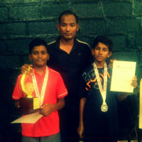 Krishna  Thapa  Table Tennis Coach