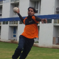 AASHISH JHA Volleyball Coach