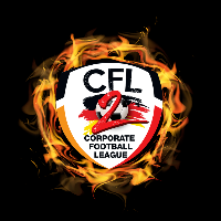 Corporate Football League's cover