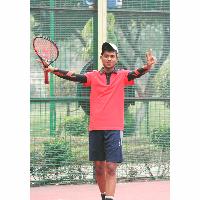 shivam dalmia Tennis Player