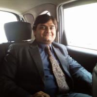 Nimesh Patel Taekwondo Coach