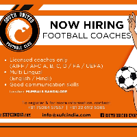 Football Coach's profile