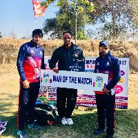 Rahul  Sharma Cricket Coach