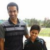 Arvind Gaur Gaur Badminton Player