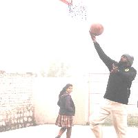 Anoop  Menon Basketball Coach