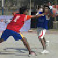 MOHD Hamid Basketball Player