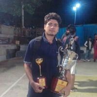 Shubham Choudhary Basketball Coach