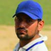 Prashant Bhati Cricket Player