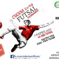 4v4 FUTSAL's cover