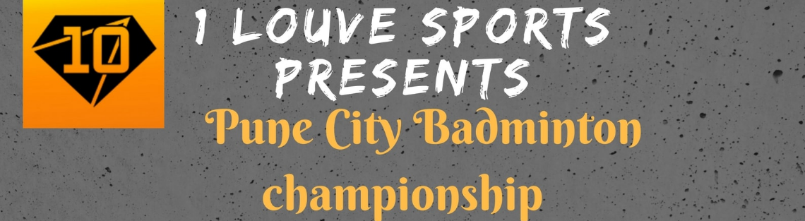 Pune city badminton championship's profile