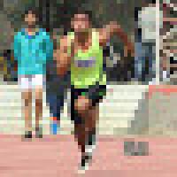 Ali speedi athlet Ali Athletics Coach