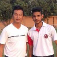 Deepak Kumar Football Coach