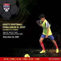 Unity Football Challenge's profile