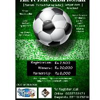 The Futsal championship's cover