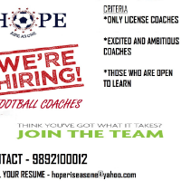 Football Coaches's profile