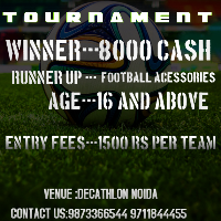 CHAD FOOTBALL TOURNAMENT's cover