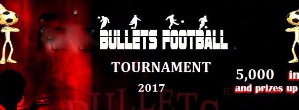 Bullets Football tournament 's profile