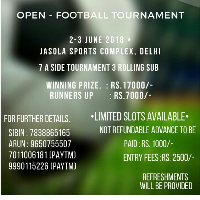 Open Tournament 's cover