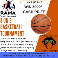 3V3 basketball Tournament's profile