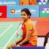 Rituparna Das Badminton Player