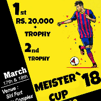 MEISTER CUP '18's profile